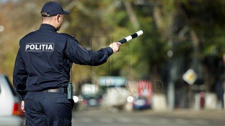 В столице полицейские остановили в стельку пьяного лихача: у нарушителя конфисковали права