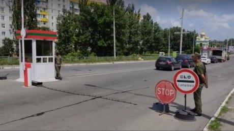 Представителей Альянса за объединение румын не пропустили на территорию Приднестровья