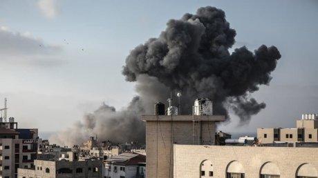 Перемирие нарушено: Израиль нанёс воздушные удары по сектору Газа
