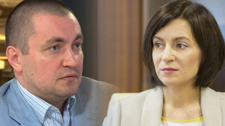 Вячеслав Платон подал жалобу на Майю Санду в правоохранительные органы Румынии