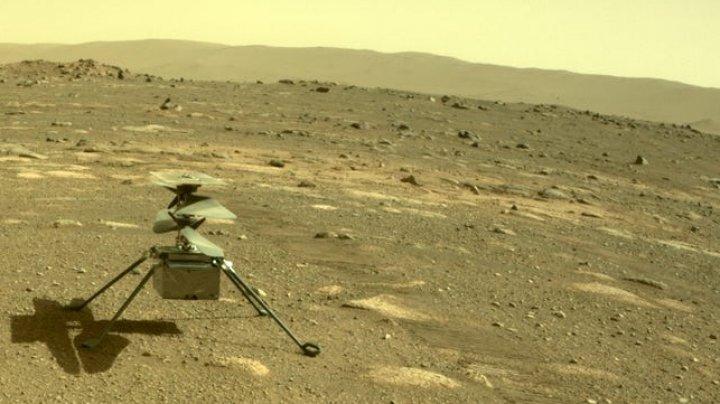 Вертолёт Ingenuity cовершил свой самый длительный полёт на Марсе