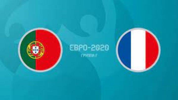 Град голов в последних матчах: сборные Португалии и Франции в Будапеште сыграли вничью