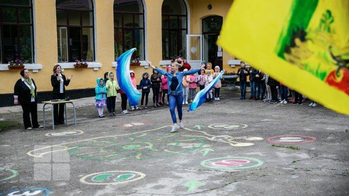 В Кишиневе распахнул двери лагерь юных натуралистов (ФОТОРЕПОРТАЖ)