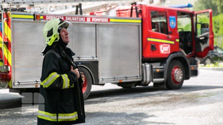 Рассматривают три версии пожара: из-за чего произошло возгорание в доме на Буюканах