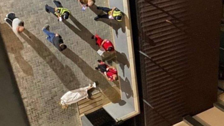 В Кишиневе молодая блогерша выпала с 14 этажа жилого дома (ФОТО)