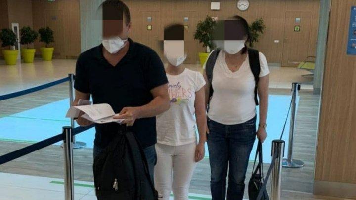 В Австрии задержали разыскиваемую Молдовой женщину