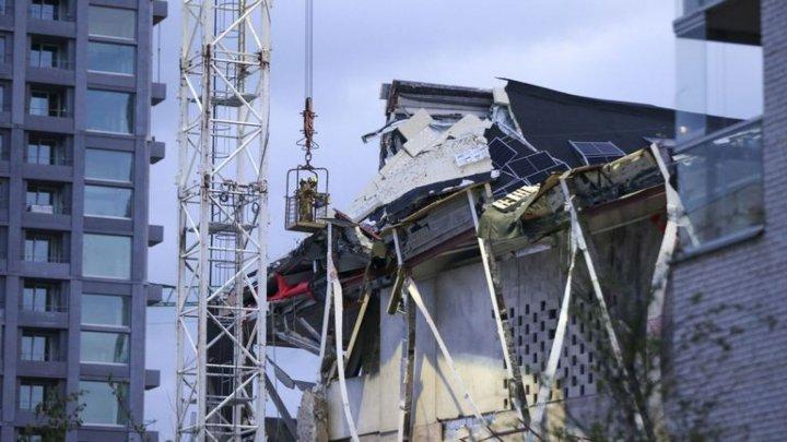 В Бельгии обрушился дом: один гражданин Молдовы погиб , другой получил травмы