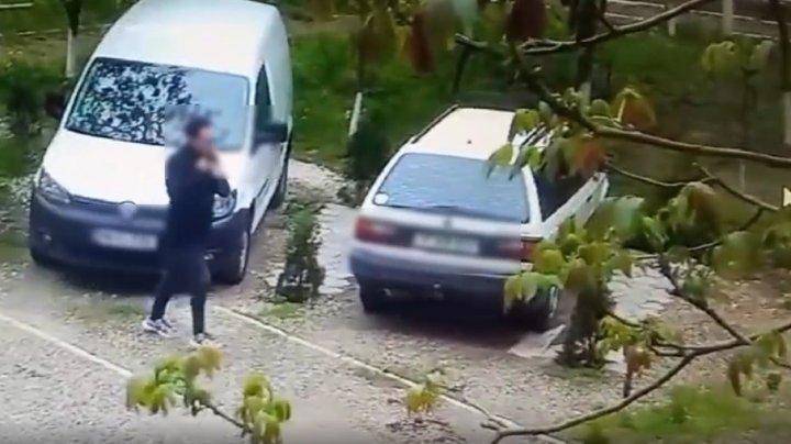 В столичном магазине ограбили женщину, подозреваемый задержан