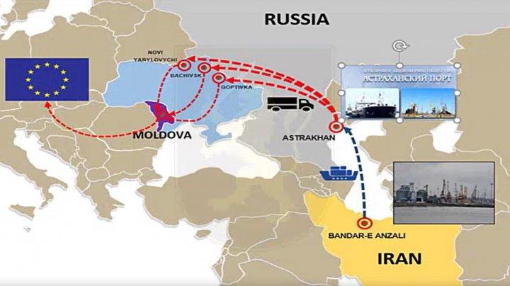 """""""Поначалу все было законно"""": как удалось доставить в Молдову почти 235 кг иранского героина в кирпичах (ВИДЕО)"""