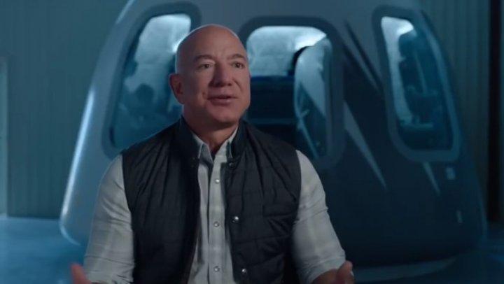 Богатейший человек в мире собирается в космос 20 июля