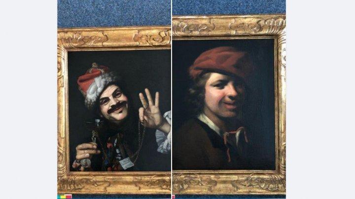 В Германии выбросили в мусор две картины XVII века