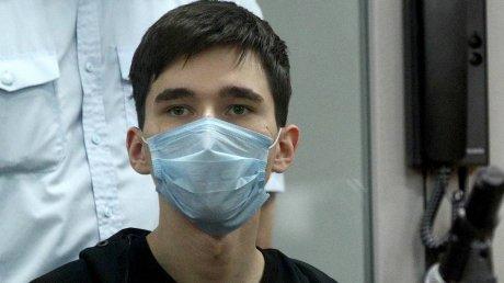 Устроившего стрельбу в казанской школе признали невменяемым