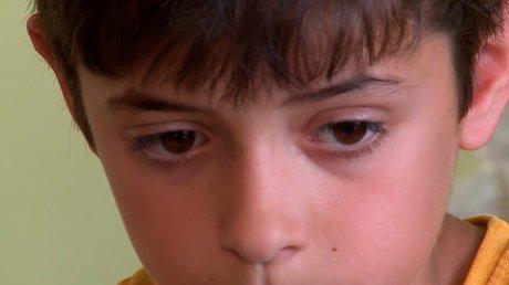 История Николая: 11-летний мальчик из села Минджир ухаживает за мамой и сам нуждается в срочной операции