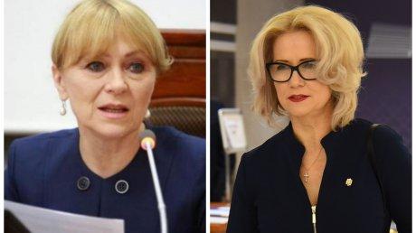 Кишинёвский суд обязал социалиста Аллу Дарованную отказаться от обвинений в адрес Аллы Немеренко