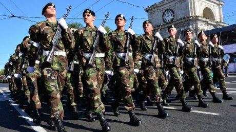 Молдова отметит 30-летие независимости военным парадом