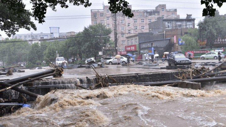 СМИ: Наводнение в Китае может повлиять на сроки поступления в продажу новых iPhone