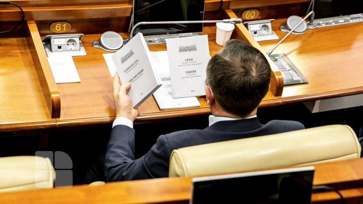 Учредительное заседание парламента прошло без принятия решений: ПДС покинула зал, социалисты остались в недоумении (ФОТО)