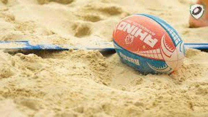 Последние приготовления: первый тур чемпионата Европы по пляжному регби стартует в Кишиневе в субботу