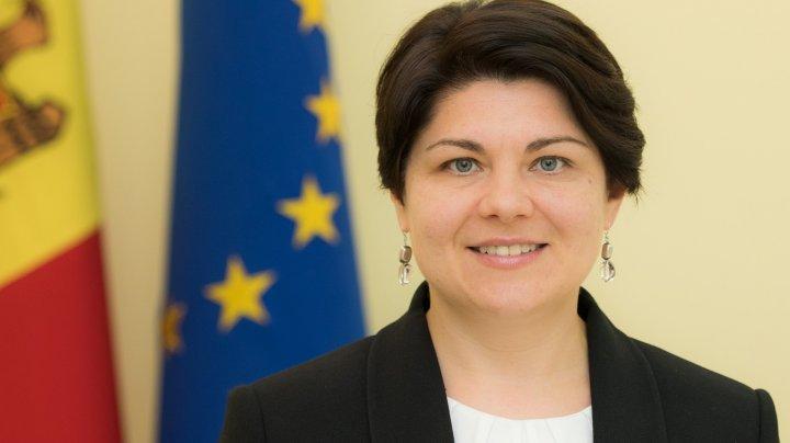 Кандидат в премьеры Наталья Гаврилица предлагает увеличить число вице-премьеров