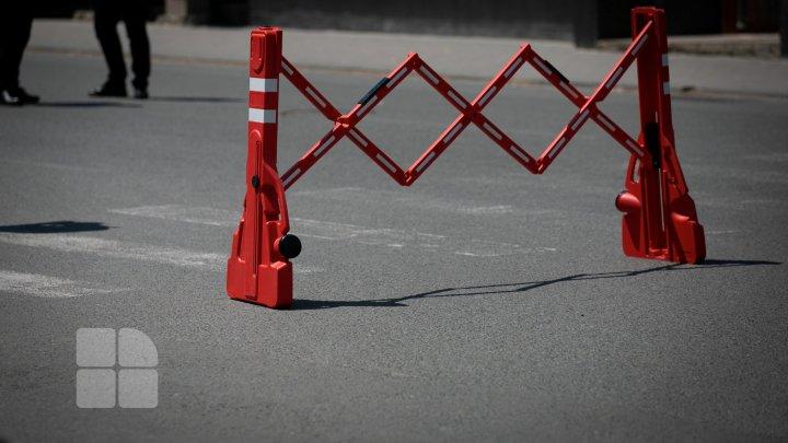 Мэрия Кишинёва предупредила об ограничении движения на одной из центральных улиц