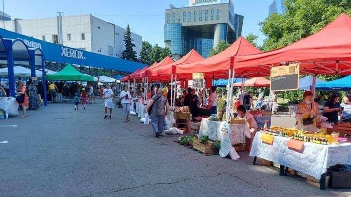 Сельскохозяйственные ярмарки в столице: где их найти и как долго они продлятся