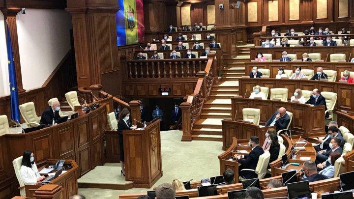 Учредительное собрание парламента: как оно прошло и почему отсутствовал Оазу Нантой