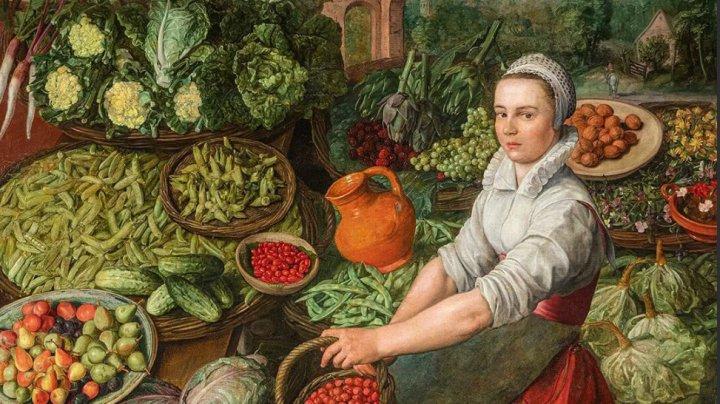 Героине картины XVI века стерли пририсованную улыбку (ФОТО)