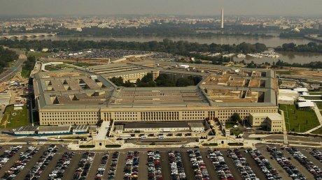 Неизвестный открыл стрельбу у Пентагона