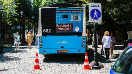 Где найти мобильные пункты вакцинации в Кишинёве в четверг, 5 августа
