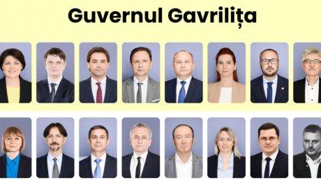 BREAKING NEWS: Ху из ху: Наталья Гаврилица представила команду министров
