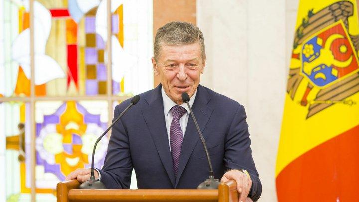 В Молдове ожидается визит Дмитрия Козака: он приедет на переговоры о поставках российского газа