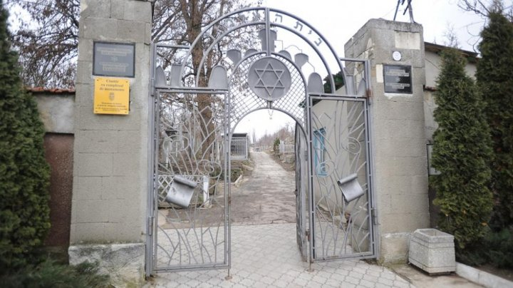 Кишинёвское еврейское кладбище частично осталось без ограждения: в администрации узнали об этом послдедними