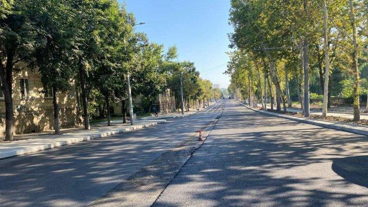 В Кишинёве в тестовом режиме возобновят движение по улице Иона Крянгэ