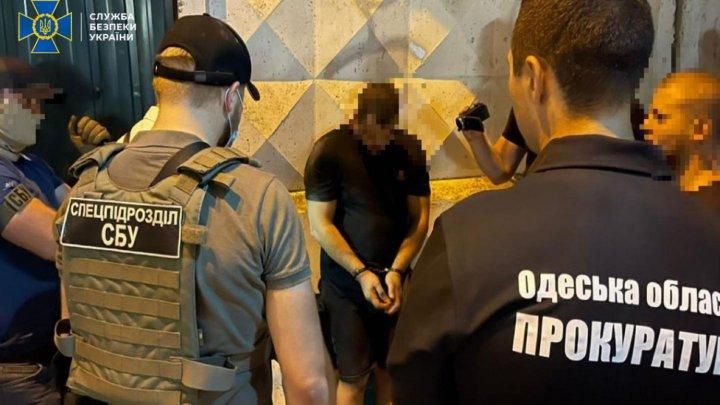 Гражданин Молдовы руководил бандой рэкетиров в Одессе