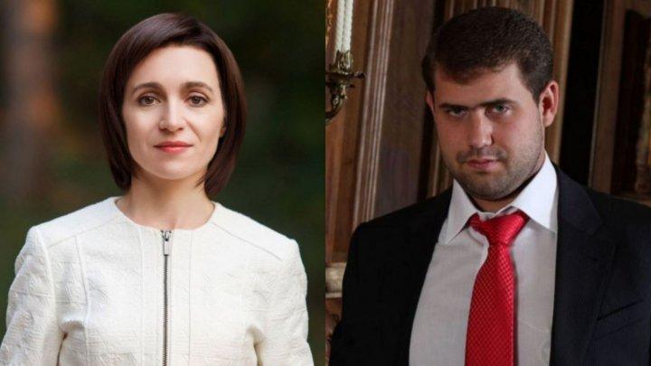 СМИ рассказали о фейковом видео с Санду и Шором. Его якобы сделали по заказу Вячеслава Платона