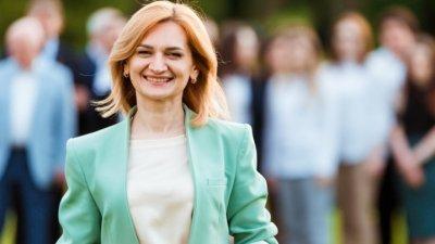 Дойна Герман отрицает родственные отношения с кандидатами на должность народного адвоката и с президентом страны