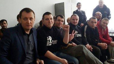 """ГП извинилась перед """"группой Петренко"""" за """"несправедливые"""" обвинения в причастности к массовым беспорядкам"""