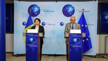 Гаврилица и Боррель обсудили реформы молдавского кабмина и приднестровский вопрос