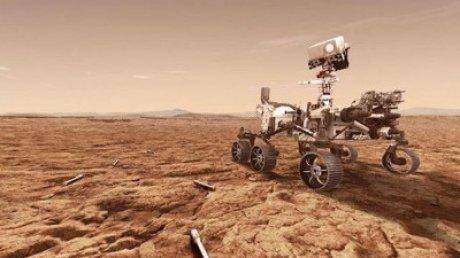 Новый сервис NASA позволяет взглянуть на Марс «глазами» ровера Perseverance