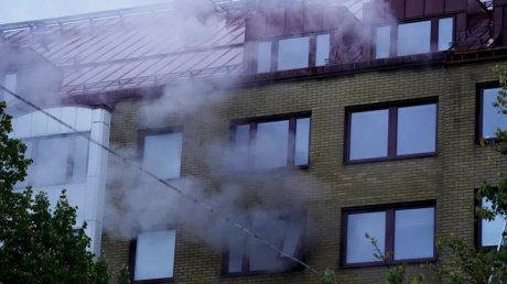 Взрыв в жилом доме в центре шведского Гётеборга: пострадали по меньшей мере 25 человек