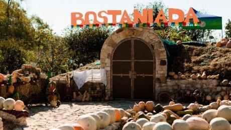 "На фестивале ""Бостаниада"" в Балабанештах показали 600-килограммовую тыкву"