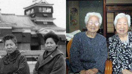 Дожили до 108 лет: сестры из Японии признаны самыми пожилыми близнецами в мире
