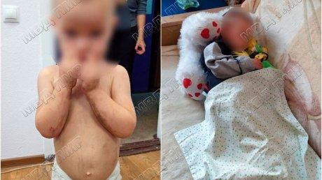 В Приднестровье двухлетний малыш гулял по улицам, пока его мать отсыпалась после пьянки