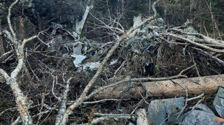 Обнаружены обломки самолета Ан-26, пропавшего над Хабаровском