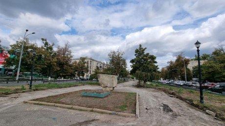Бульвар Григоре Виеру в столичном секторе Рышкановка преобразится: там меняют покрытие и демонтируют бордюры
