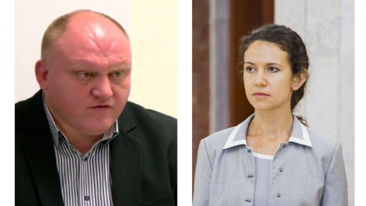 Стамате и Боля устроили словесную дуэль на заседании юридической комиссии парламента