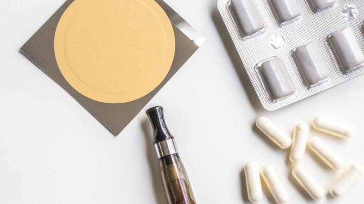 Спреи, пластыри, жвачки, электронные девайсы. Какие альтернативы по доставке никотина существуют, и как они работают?