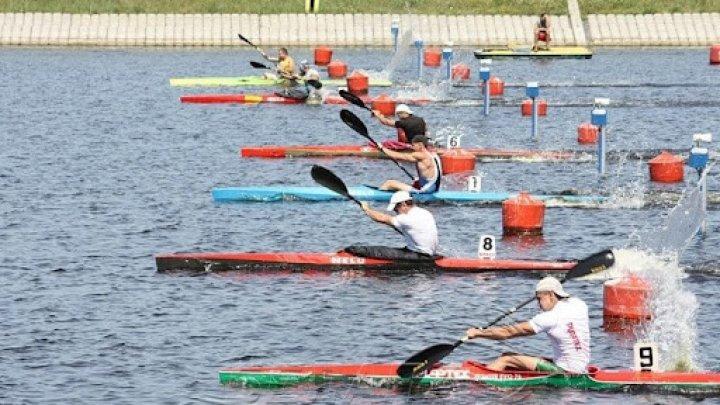 Молдавские спортсмены успешно стартовали на чемпионате мира по гребле на байдарках и каноэ в Копенгагене