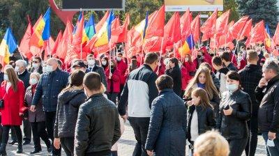 Александр Нестеровский подал документы для регистрации на выборах мэра Бельц