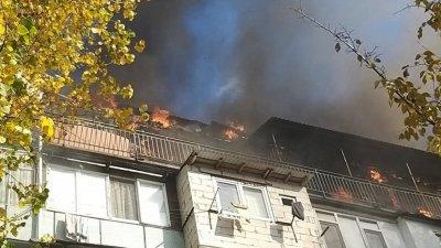 Мэр и представители Комиссии по чрезвычайным ситуациям побывали в сгоревшем доме на Буюканах